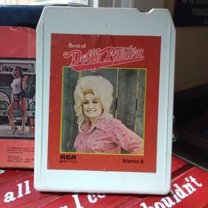 Dolly Parton A-Track Cassette